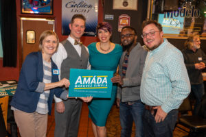 Join Amáda's campaign team