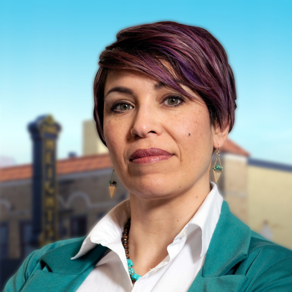 Amáda Márquez Simula for Mayor of Columbia Heights