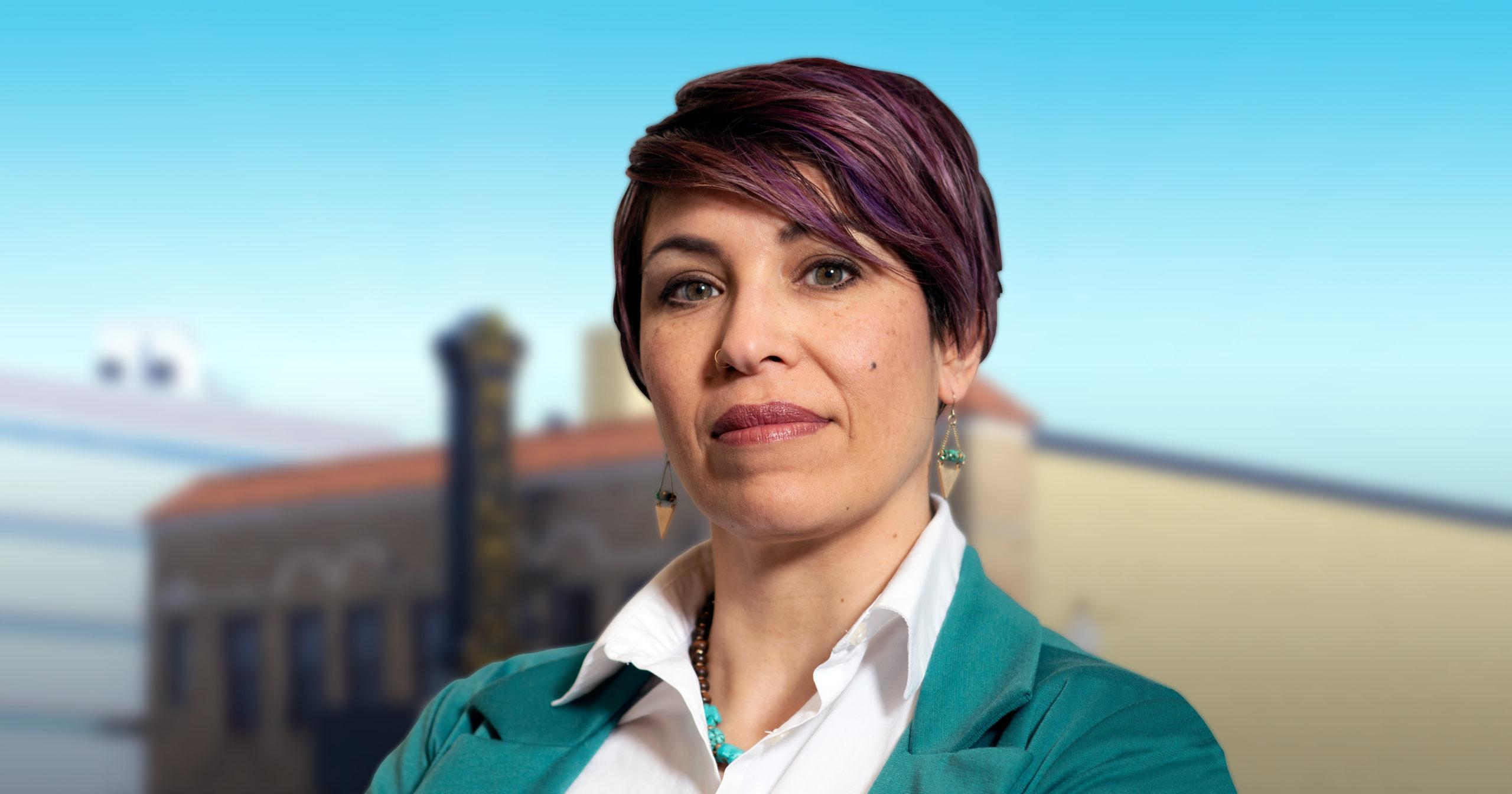 Amáda Márquez Simula for Mayor of Columbia Heights
