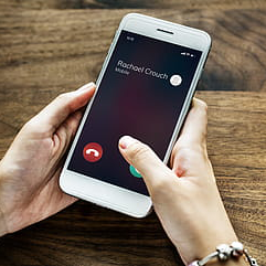 Your mobile phone is an easy way to join a phone bank.